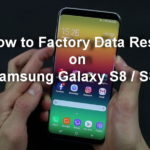 How to Factory Data Reset on Samsung Galaxy S8 / S8+