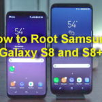 How to Root Samsung Galaxy S8 plus without using a PC
